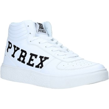 Schoenen Dames Hoge sneakers Pyrex PY020207 Wit