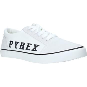 Schoenen Heren Lage sneakers Pyrex PY020201 Wit
