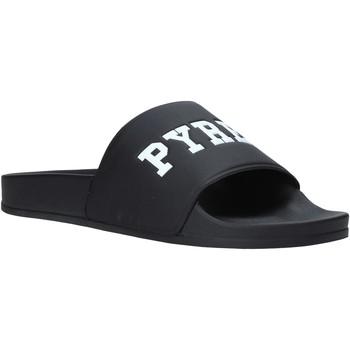 Schoenen Heren Slippers Pyrex PY020167 Zwart
