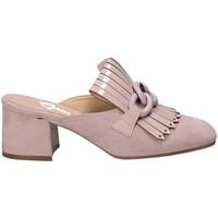 Schoenen Dames Klompen Grace Shoes 1939 Roze