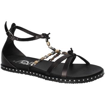 Schoenen Dames Sandalen / Open schoenen 18+ 6140 Zwart