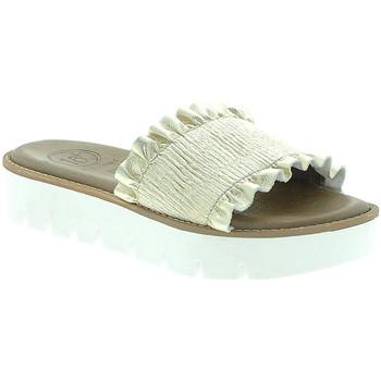 Schoenen Dames Leren slippers 18+ 5812 Anderen