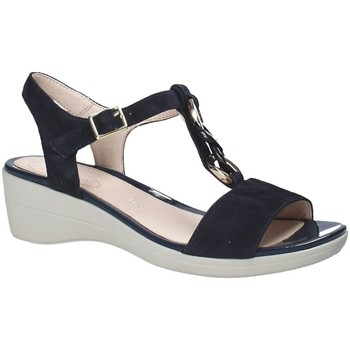 Schoenen Dames Sandalen / Open schoenen Stonefly 110216 Blauw
