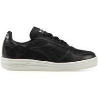 Schoenen Dames Lage sneakers Diadora 201.173.346 Zwart