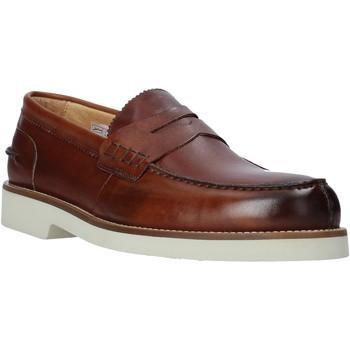 Schoenen Heren Mocassins Exton 2102 Bruin