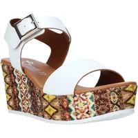 Schoenen Dames Sandalen / Open schoenen Grace Shoes 06 Wit