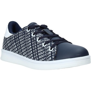 Schoenen Kinderen Lage sneakers U.s. Golf S20-SUK621 Blauw