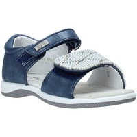 Schoenen Meisjes Sandalen / Open schoenen Miss Sixty S20-SMS756 Blauw
