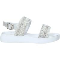 Schoenen Meisjes Sandalen / Open schoenen Miss Sixty S20-SMS774 Zilver