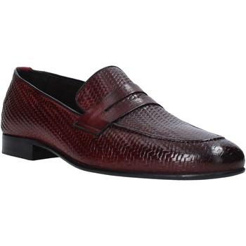 Schoenen Heren Mocassins Exton 1021 Paars