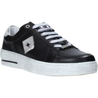 Schoenen Heren Lage sneakers Exton 178 Zwart