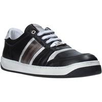 Schoenen Heren Lage sneakers Exton 310 Zwart