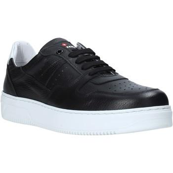 Schoenen Heren Lage sneakers Exton 427 Zwart