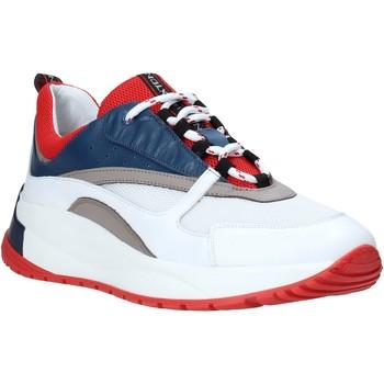 Schoenen Heren Lage sneakers Exton 291 Wit