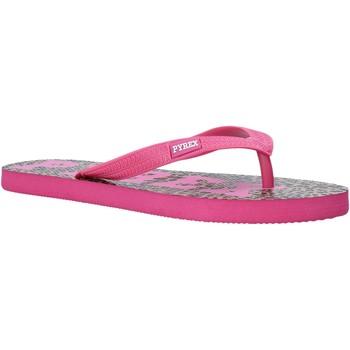 Schoenen Dames Slippers Pyrex PY020164 Roze