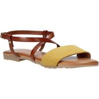 Schoenen Dames Sandalen / Open schoenen Jeiday YARA-SALLY Geel