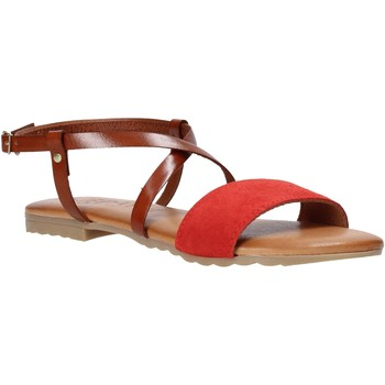 Schoenen Dames Sandalen / Open schoenen Jeiday YARA-SALLY Rood