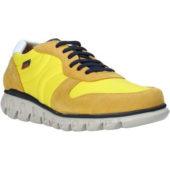 Schoenen Heren Lage sneakers CallagHan 12903 Geel