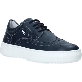 Schoenen Kinderen Lage sneakers Nero Giardini E033770M Bleu