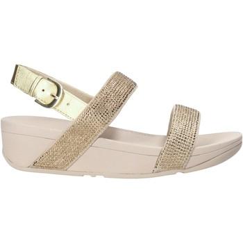 Schoenen Dames Sandalen / Open schoenen FitFlop T77-667 Goud
