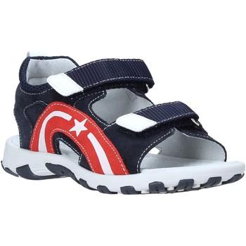 Schoenen Kinderen Sandalen / Open schoenen Nero Giardini E033860M Bleu