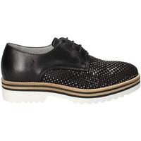 Schoenen Dames Derby NeroGiardini P805223D Zwart
