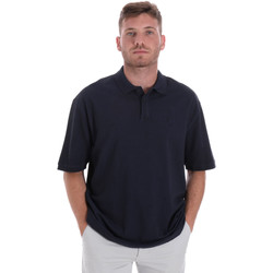 Textiel Heren Polo's korte mouwen Les Copains 9U9016 Blauw