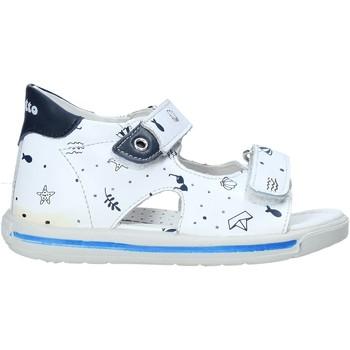 Schoenen Kinderen Sandalen / Open schoenen Falcotto 1500779 02 Blanc