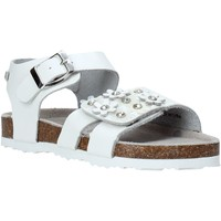 Schoenen Meisjes Sandalen / Open schoenen Miss Sixty S20-SMS795 Wit