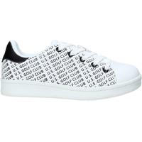 Schoenen Kinderen Lage sneakers U.s. Golf S20-SUK621 Wit