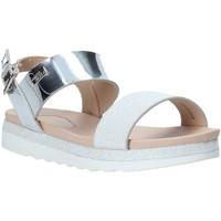 Schoenen Meisjes Sandalen / Open schoenen Miss Sixty S20-SMS797 Zilver