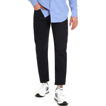 Textiel Heren Chino's Les Copains 9U3021 Blauw