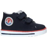 Schoenen Kinderen Hoge sneakers Falcotto 2014604 04 Bleu