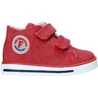 Schoenen Kinderen Hoge sneakers Falcotto 2014604 04 Rouge