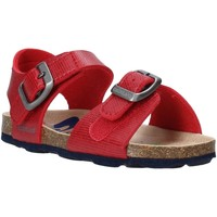 Schoenen Kinderen Sandalen / Open schoenen Grunland SB1534 Rood
