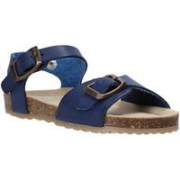 Schoenen Kinderen Sandalen / Open schoenen Grunland SB1551 Blauw