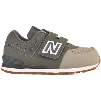 Schoenen Kinderen Lage sneakers New Balance NBIV574BUC Vert