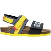 Schoenen Kinderen Sandalen / Open schoenen Grunland SB1517 Grijs
