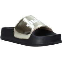 Schoenen Dames Slippers Ellesse OS EL01W70419 Goud