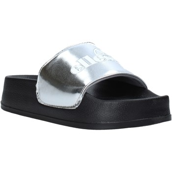 Schoenen Dames Slippers Ellesse OS EL01W70419 Argent