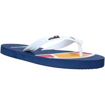 Schoenen Dames Slippers Ellesse OS EL01W70410 Blauw