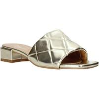 Schoenen Dames Leren slippers Grace Shoes 971Y001 Anderen