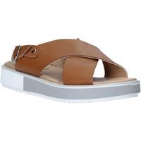 Schoenen Dames Sandalen / Open schoenen Mally 6803 Bruin