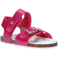 Schoenen Kinderen Sandalen / Open schoenen Grunland SB0375 Roze