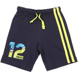 Textiel Kinderen Korte broeken / Bermuda's Melby 70F5574 Blauw