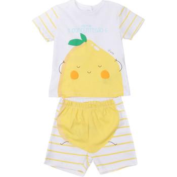 Textiel Kinderen Setjes Chicco 09076381000000 Blanc