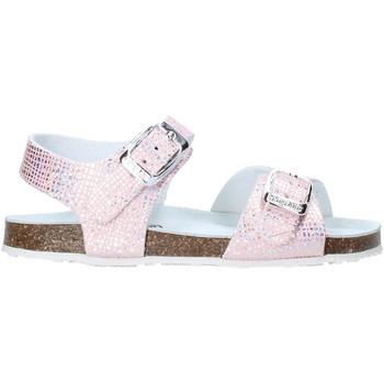 Schoenen Meisjes Sandalen / Open schoenen Grunland SB0812 Roze