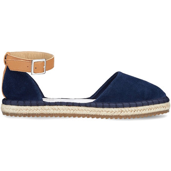 Schoenen Dames Espadrilles Docksteps DSE106403 Blauw