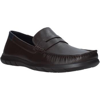 Schoenen Heren Mocassins Impronte IM01080A Bruin