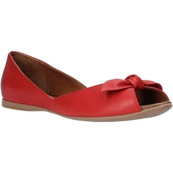 Schoenen Dames Ballerina's Bueno Shoes N0712 Rood